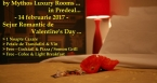 With Love ... by Mythos Luxury Rooms ... Valentine's Day